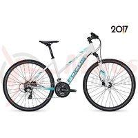 Bicicleta Focus Crater Lake Evo 24G TR magicblackmatt 2017