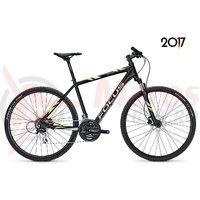 Bicicleta Focus Crater Lake Lite 24G DI magicblackmatt 2017