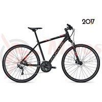 Bicicleta Focus Crater Lake Pro 30G DI magicblackmatt 2017