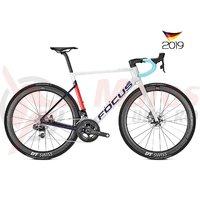 Bicicleta Focus Izalco Max Disc 9.8 22G white 2019
