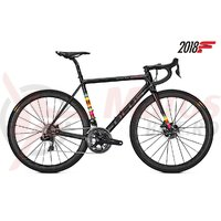 Bicicleta Focus Izalco Max Disc Dura Ace Di2 22G black freestyle 2018