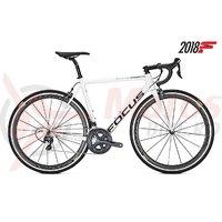 Bicicleta Focus Izalco Max Ultegra 22G snowwhite 2018