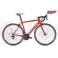 Bicicleta Focus Izalco Race 105 22G red 2018