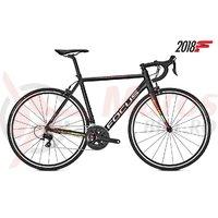 Bicicleta Focus Izalco Race Al 105 22G freestyle black 2018
