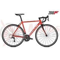 Bicicleta Focus Izalco Race Al Sora 18G hotchiliredmatt 2018