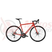 Bicicleta Focus Izalco Race Disc 9.8 28 fire red 2020