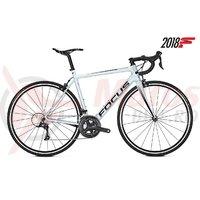 Bicicleta Focus Izalco Race Sora 18G white 2018