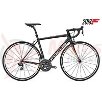 Bicicleta Focus Izalco Race Ultegra DI2 22G black freestyle 2018