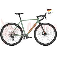 Bicicleta Focus Mares 6.9 11G mineral green 2019