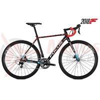 Bicicleta Focus Mares AL 105 22G magicblack 2018
