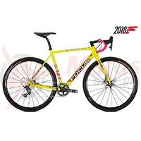 Bicicleta Focus Mares Sram Force 1 11G yellowfreestyle 2018