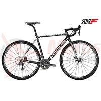 Bicicleta Focus Mares Ultegra 22G carbon/white/blue 2018