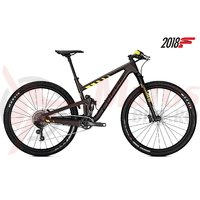 Bicicleta Focus O1E Evo Factory 12G brown/fluo yellowmatt 2018