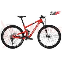 Bicicleta Focus O1E Pro 12G 29 red/white 2018