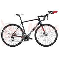 Bicicleta Focus Paralane 105 22G black/red/white 2018
