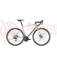 Bicicleta Focus Paralane 8.7 light grey 2020