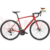 Bicicleta Focus Paralane 9.7 22G red 2019