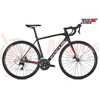 Bicicleta Focus Paralane Al 105 22G black/red/white 2018