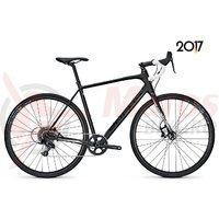 Bicicleta Focus Paralane Al Apex 1 11G magicblackmatt 2017