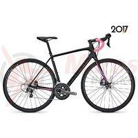Bicicleta Focus Paralane Al Donna Tiagra 20G magicblackmatt 2017