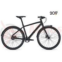 Bicicleta Focus Planet Lite Street 8G magicblackmatt 2017