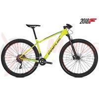 Bicicleta Focus Raven Elite 20G 27.5 lime 2018