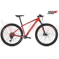 Bicicleta Focus Raven Lite 12G 27 red/white 2018