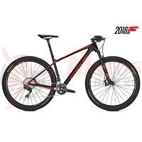 Bicicleta Focus Raven Max SL 12G 29 titan/aquabluem 2018