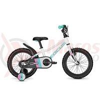 Bicicleta Focus Raven Rookie 1G 16 white 2019
