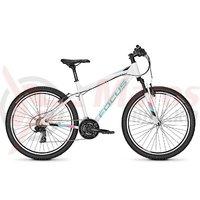 Bicicleta Focus Raven Rookie 21G Di 26 white 2018