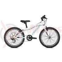 Bicicleta Focus Raven Rookie 7G 20 white 2018