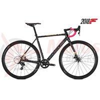 Bicicleta Focus Sram Apex 1 11G blackfreestyle 2018