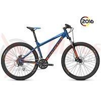 Bicicleta Focus Whistler Elite 27 24G albastra 2016