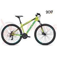 Bicicleta Focus Whistler Elite 27 24G limegreen 2017