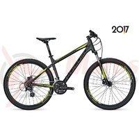 Bicicleta Focus Whistler Evo 27 24G magicblackmatt 2017