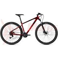 Bicicleta Ghost Kato 27,5' Universale AL U Rosu/Visiniu 2021