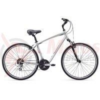 Bicicleta GIANT CYPRESS DX argintiu 2017