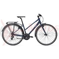 Bicicleta Giant Liv Alight 2 City albastra 2015