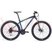 Bicicleta Giant Talon 27.5 4 albastru/orange