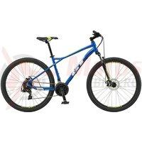 Bicicleta GT Aggressor Sport Blue 27.5' 2021