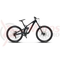 Bicicleta Gt Fury Pro 27.5' Gloss Gunmetal/Burgundy 2021