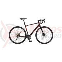 Bicicleta GT Grade Elite Gloss Burgundy/Red & Aqua