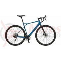 Bicicleta GT Grande Carbon Elite Gloss Dusty Blue/Black & Battleship Gray 2021