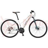Bicicleta GT Transeo 3.0 Stepthru alba 2017