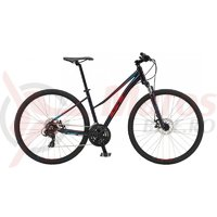Bicicleta GT Transeo Comp Step Thru blue 2019