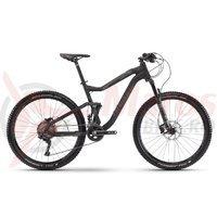Bicicleta Haibike Seet FullSeven 8.0 22s XT mix black/titan/anthr matt 2017