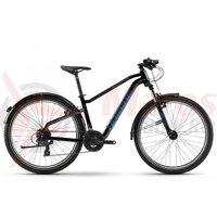 Bicicleta Haibike Seet Hardnine 1.5 Street 21 S. Tourney black/bleu/titan 2019