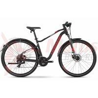 Bicicleta Haibike Seet Hardnine 2.5 Street 21 S. Tourney black/red/white matt 2019