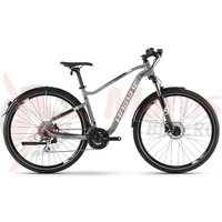 Bicicleta Haibike Seet Hardnine 3.5 Street 24 S. Acera grey/white/black 2019