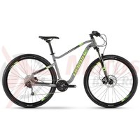 Bicicleta Haibike Seet Hardnine 4.0 27 S. Deore grey/green/black 2019